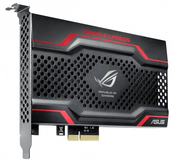 ASUS prezinta Republic-of-Gamers PCIe SSD