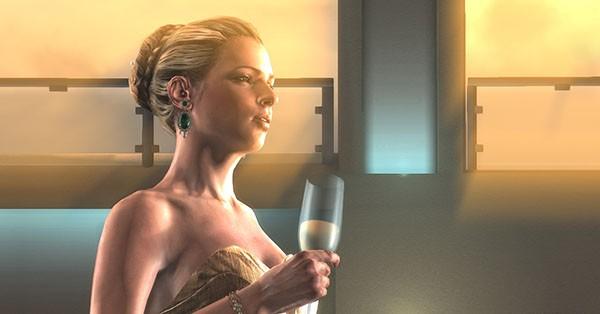 Fabiana Branco Character (Max Payne 3)