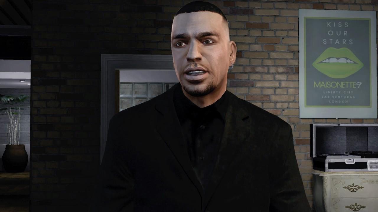 Luis Fernando Lopez Character