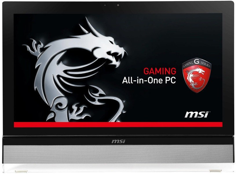 MSI AG2712 sistemul all-in-one dedicat gamerilor
