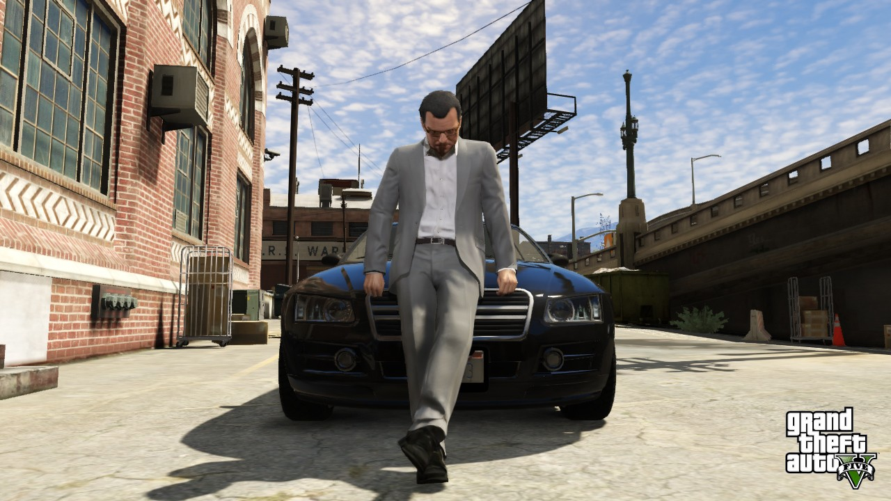 Noi screenshot-uri din Grand Theft Auto V