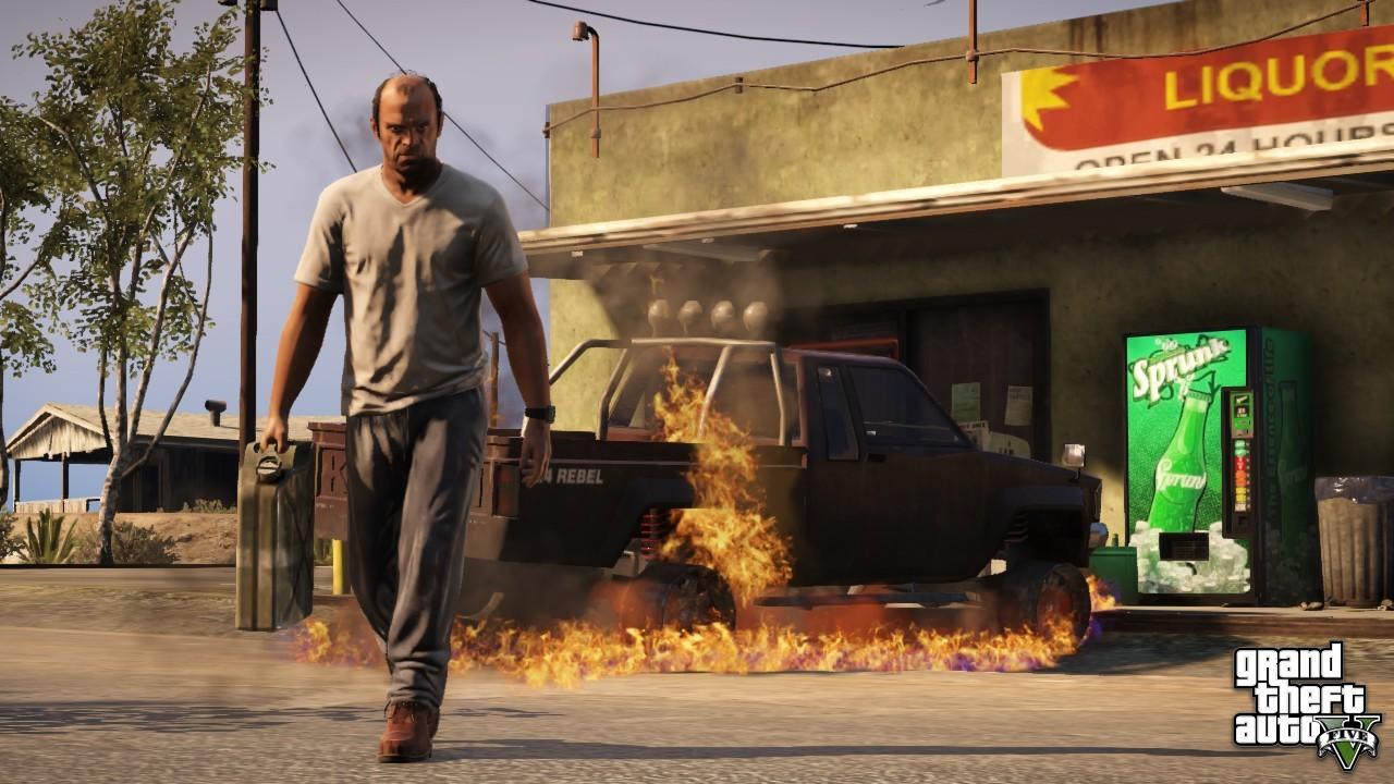 Coduri / Parole pentru Grand Theft Auto 5