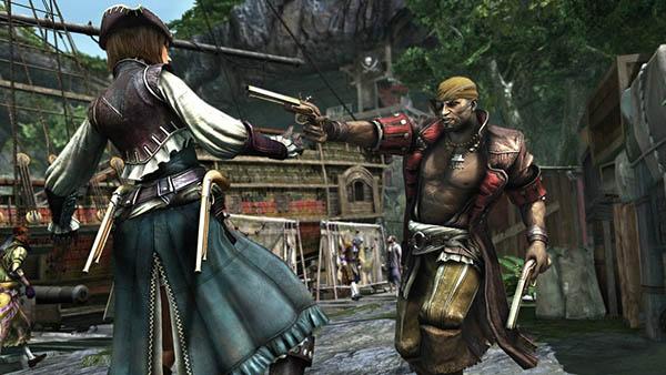 Assassin's Creed IV: Black Flag Imagini din modul Multiplayer