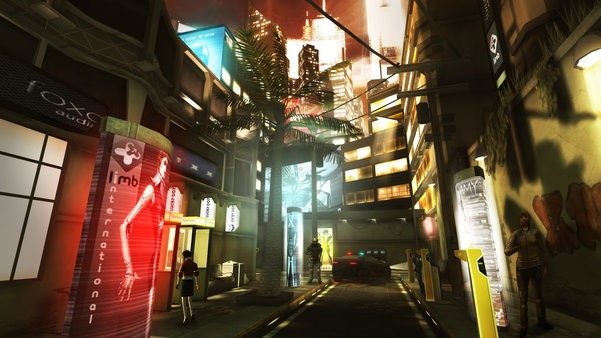 Square Enix a anuntat Deus Ex: The Fall