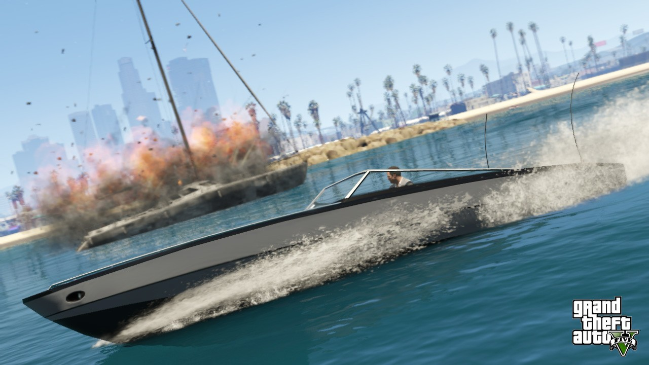 Noi imagini pentru Grand Theft Auto 5