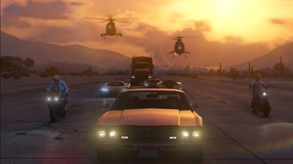 Coduri GTA 5 PC: Maşini, Caracter, Mediu