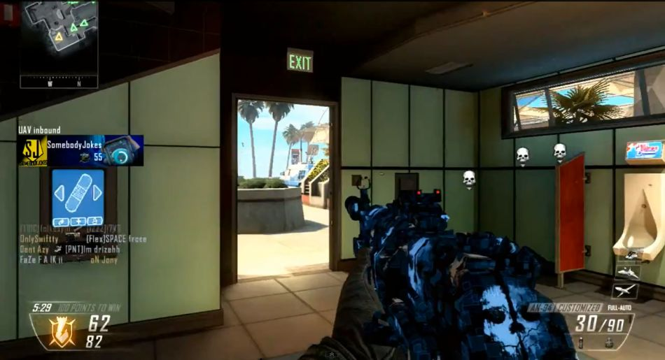 Trailerul multiplayer pentru Call of Duty Ghosts ne prezinta harta Strikezone