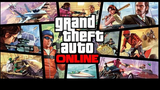 Grand Theft Auto Online sau al doilea GTA V