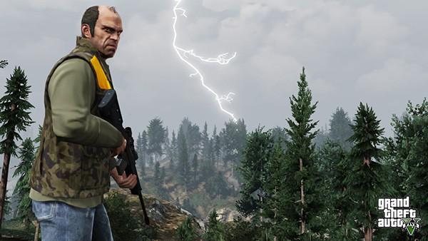 Noi imagini si detalii despre Grand Theft Auto 5