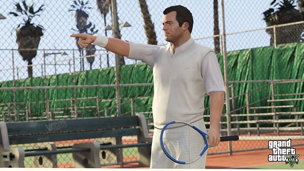 Michael De Santa (Grand Theft Auto 5)