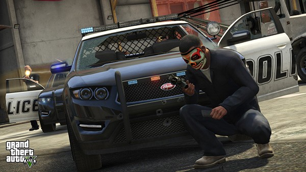 Grand Theft Auto 5 va fi lansat pe PC, PS4 şi Xbox One