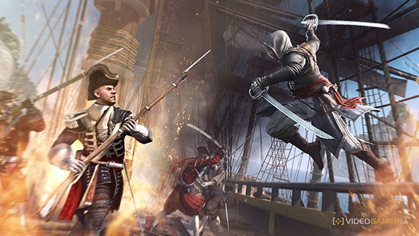 Assassin's Creed 4: Black Flag va fi lansat putin mai repede