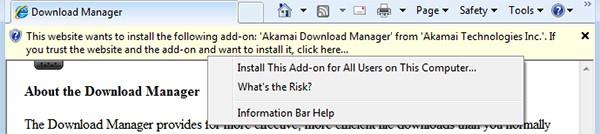 Controalele ActiveX si riscurile folosirii lor