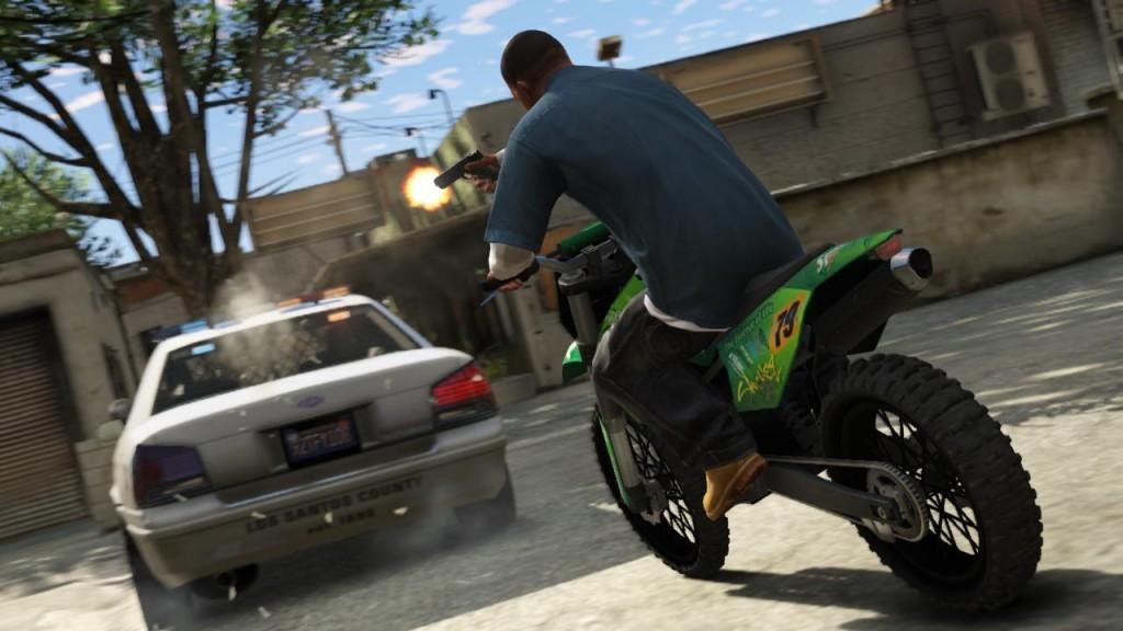 Lumea Grand Theft Auto 5 este imensa, convinge-te de asta!