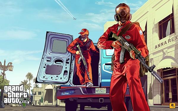 A fost lansat patch-ul 1.03 pentru Grand Theft Auto 5