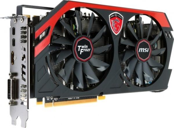 MSI a lansat sapte placi video bazate pe AMD R9 si R7