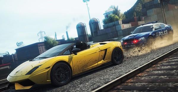 Data de lansare: Need for Speed Rivals pe consolele next-gen