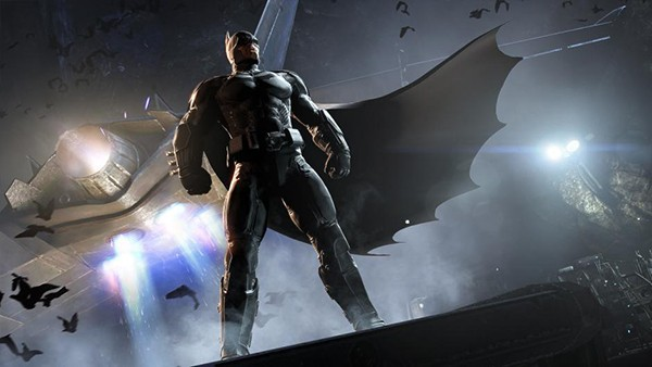 Reclama TV pentru Batman Arkham Origins