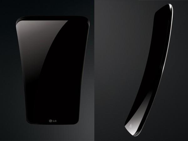 LG Flex isi arata formele in noi imagini
