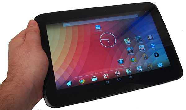 Review Google Nexus 10