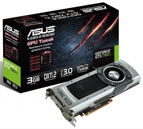 ASUS anunta GTX 780 Ti