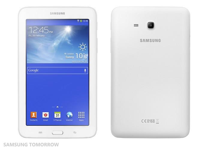 Samsung Galaxy Tab 3 Lite: Specificaţii oficiale