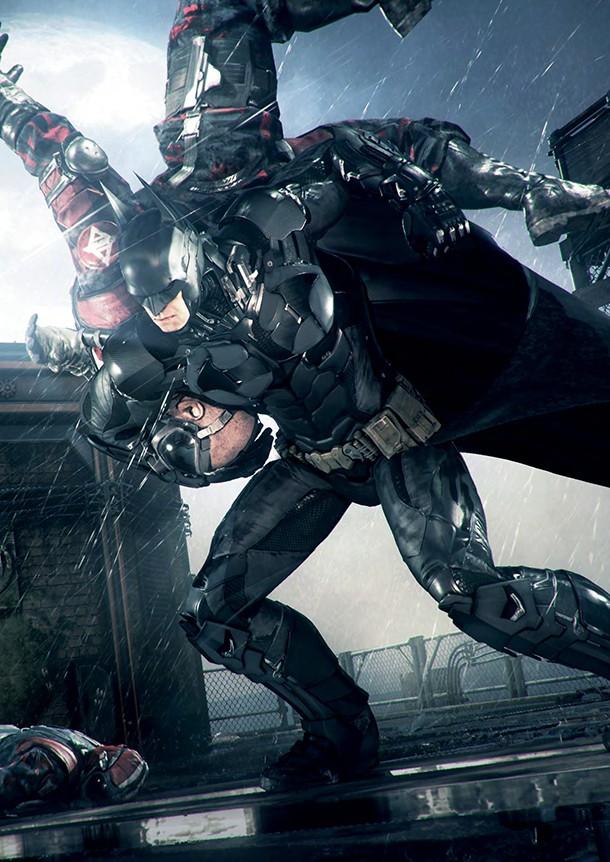 Batman: Arkham Knight – Cerinţe de sistem