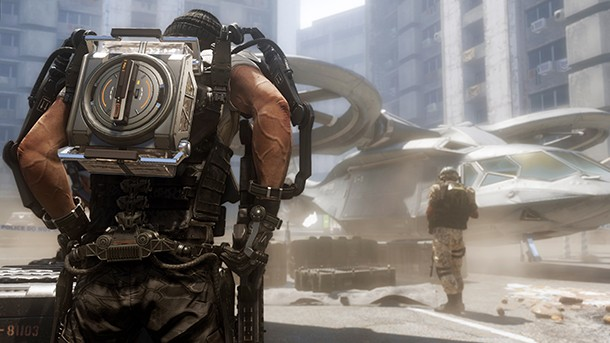 Primele imagini din Call of Duty Advanced Warfare