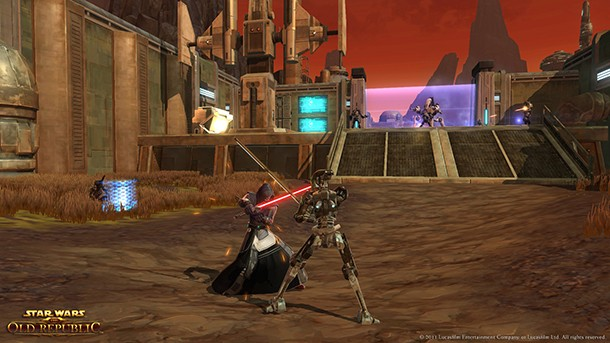 Star Wars The Old Republic MMORPG Gratuit