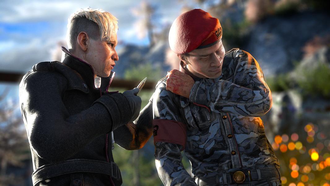 Aruncă o privire pe harta jocului Far Cry 4