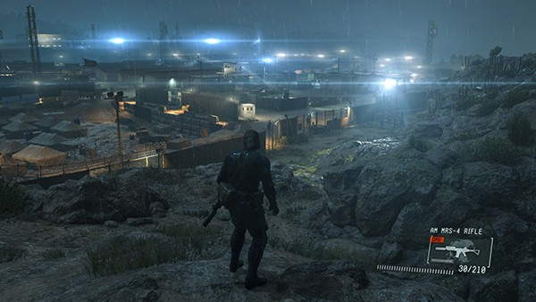 Metal Gear Solid 5: Ground Zeroes – Comparaţie PC vs PS4