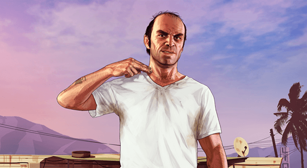 Trevor Philips (Grand Theft Auto 5)