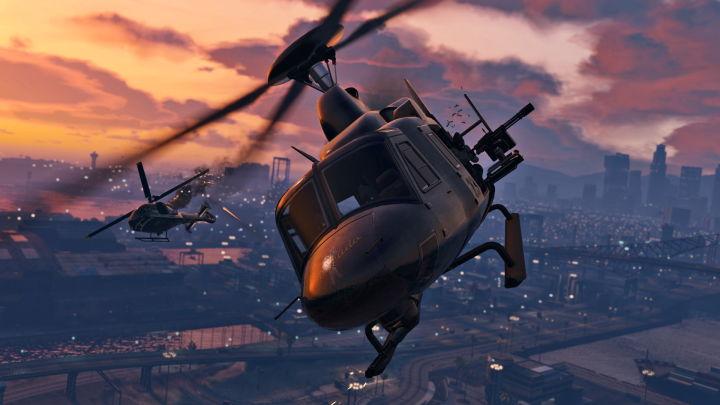 GTA Online: Locaţia elicopterelor