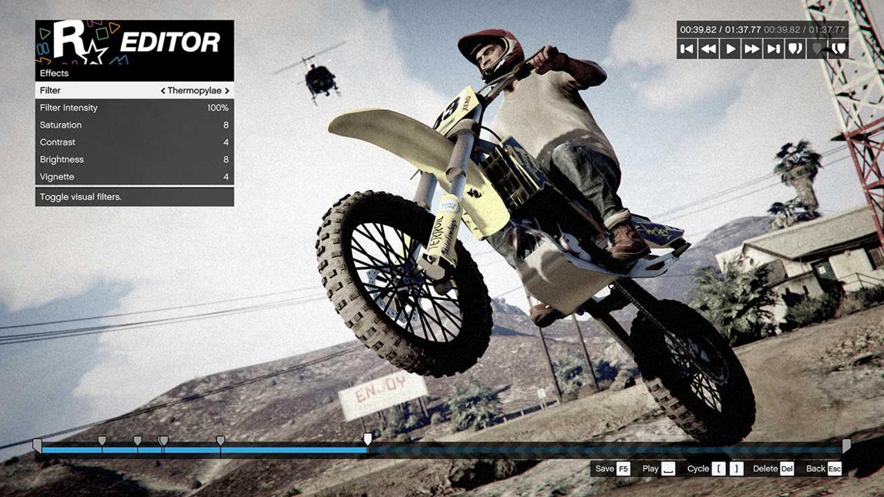 GTA 5 PC: Editorul video vă va pune imaginaţia la încercare