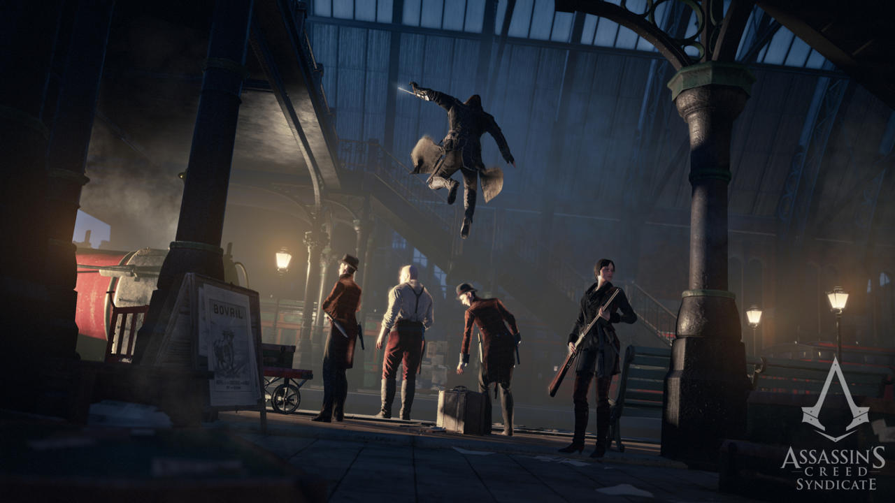 Assassin's Creed: Syndicate – Primele minute de gameplay