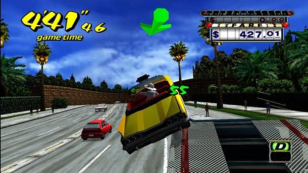 Jocurile Crazy Taxi
