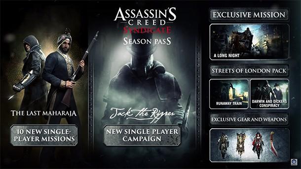 Ubisoft anunţă primul DLC pentru Assassin's Creed: Syndicate