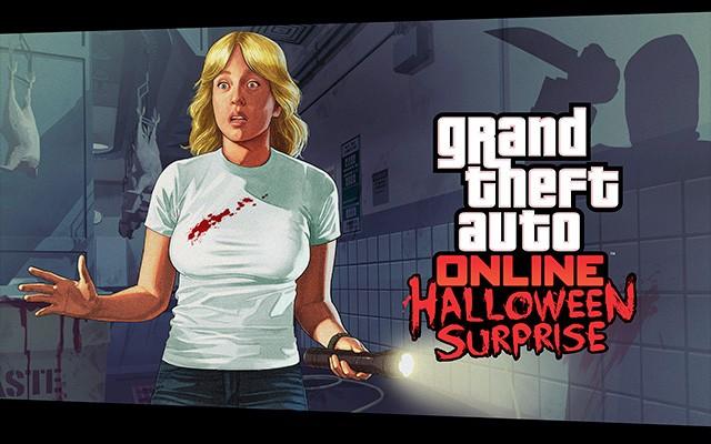 Ce aduce nou GTA Online: Halloween Surprise Update
