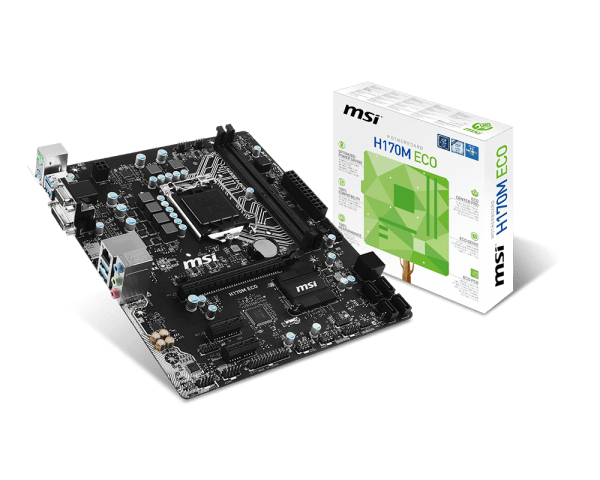 MSI_H170M_ECO_placa_de_baza