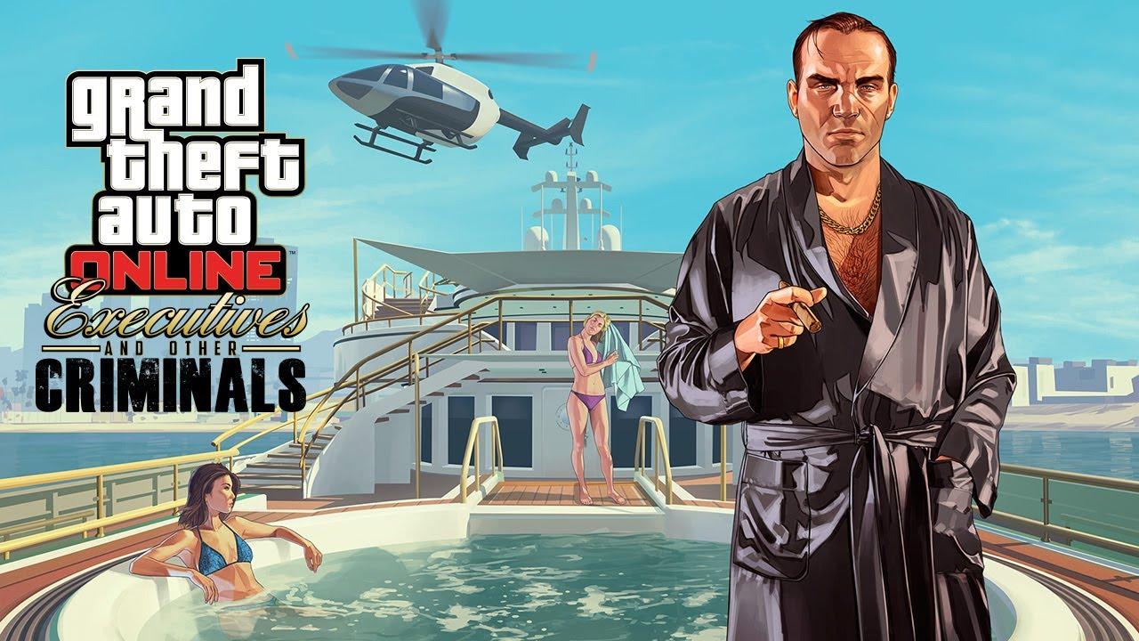 GTA Online va dispune săptămâna viitoare de un nou DLC
