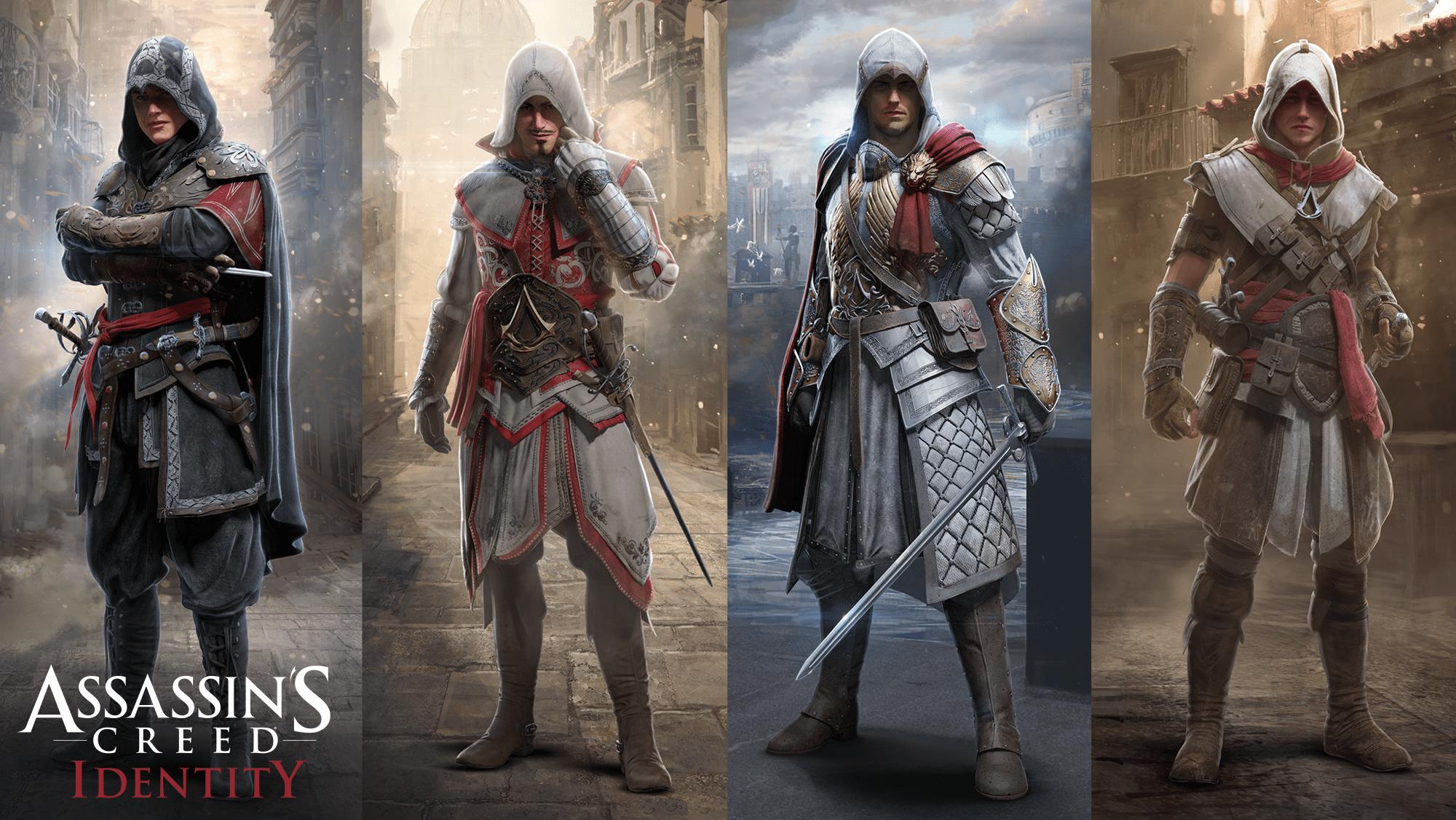 Assassin's Creed Identity a fost anunţat pentru iOS