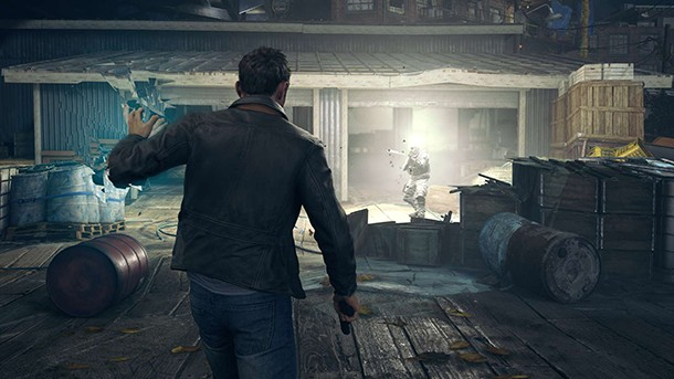 Quantum Break va fi disponibil pe STEAM