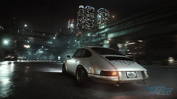 Need for Speed va fi lansat PC luna viitoare