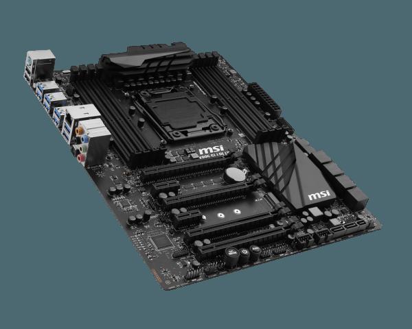 Plăcile de bază MSI LGA2011v3 sunt pregătite pentru noile procesoare Intel Broadwell-E