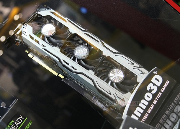 GeForce GTX 1070 iChill X3