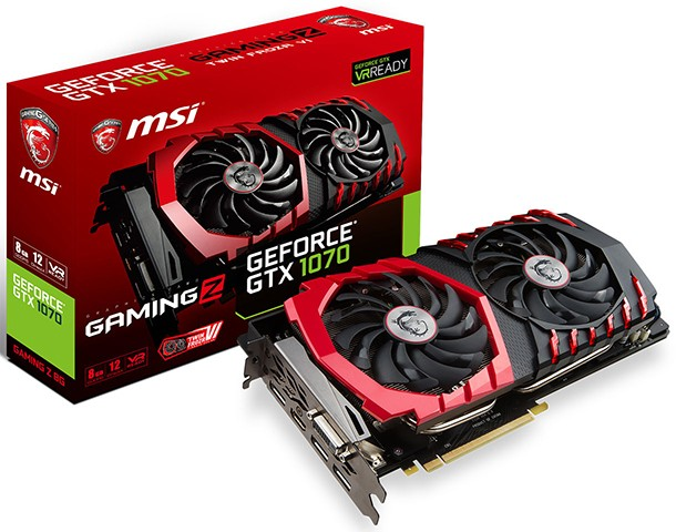 MSI anunță noua serie de plăci video Gaming Z