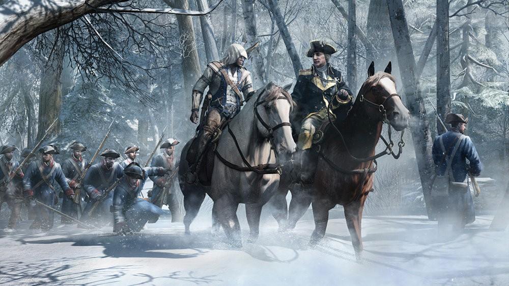 Assassin's Creed III este gratuit pe Uplay
