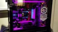 CyberPowerPC Pro Streamer HyperLiquid