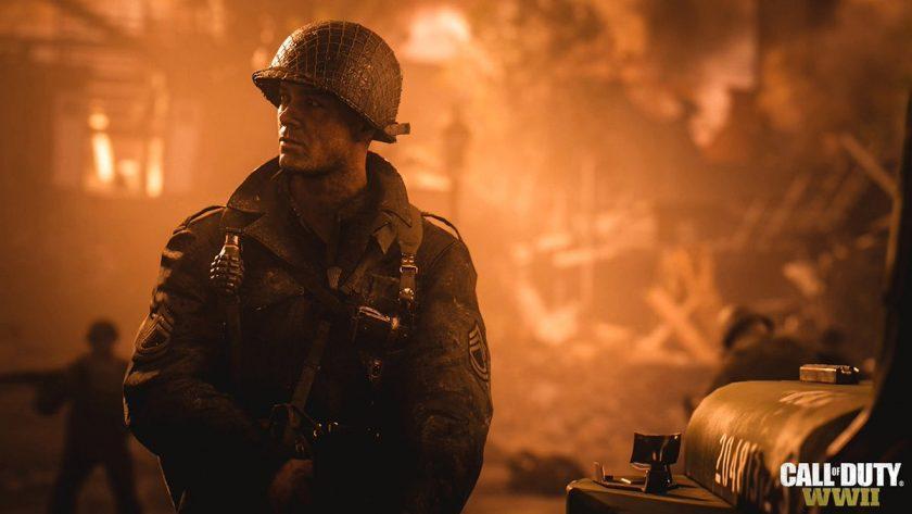 Primul trailer pentru Call of Duty WWII și data de lansare
