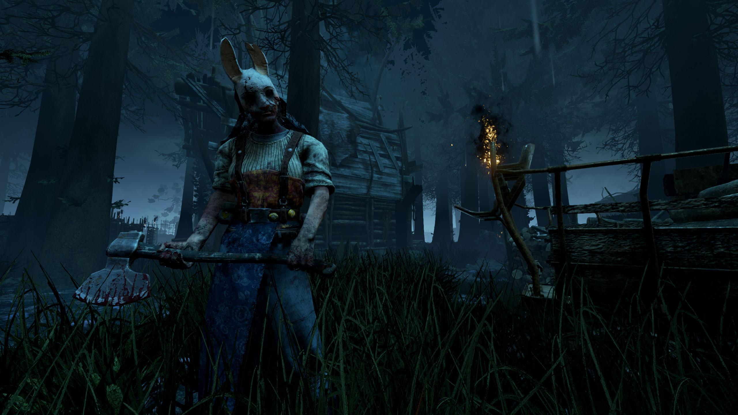Dead by Daylight primeste un nou DLC A Lullaby For The Dark